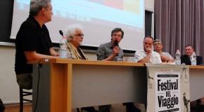 """""""Cicloturismo"""" con Parizio Roversi, Alberto Fiorin, Enrico Caracciolo, Massimo Boscherini, Stefano Romagnoli, Paolo Ciampi"""