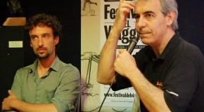Al Cafè La Citè parlando di AntonioTabucchi con Lorenzo Pini