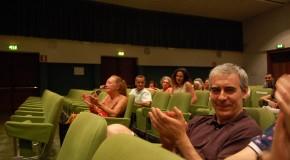 Al Cinema Istituto Stensen con Sabrina Varani, Mario Balsamo e Giovanni Bogani
