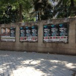 00 Festival affisso in città