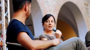 """Simona Baldanzi alle Murate con """"Il Mugello è una trapunta di terra"""""""