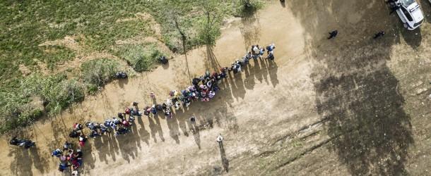 Migranti sulla rotta balcanica