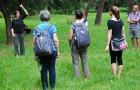 Scalzeggiata al Parco delle Cascine