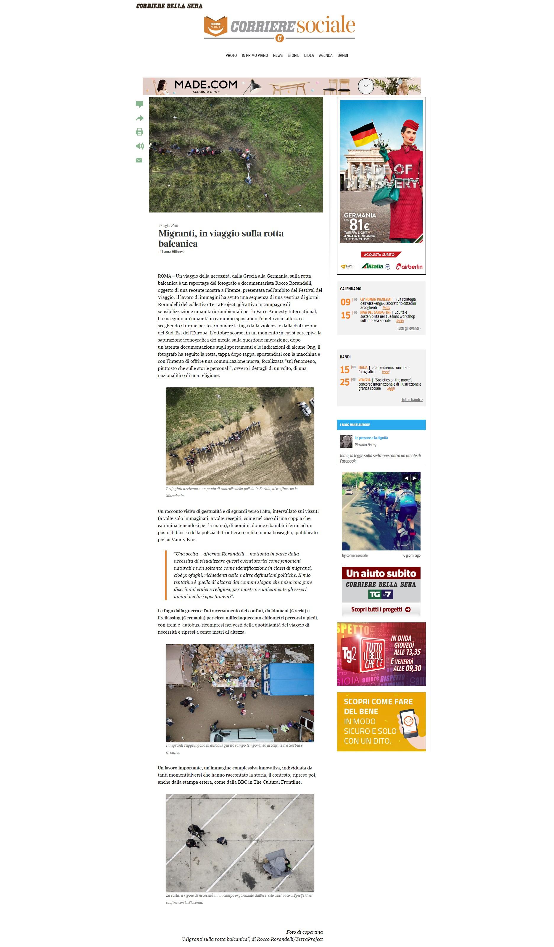 Corriere.it – sociale