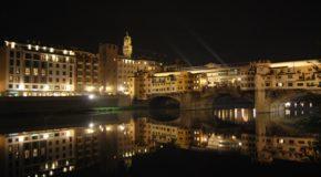 Notturni fiorentini, da Dostoevskj al Commissario Bordelli