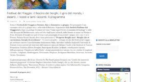 Toscana eventi news