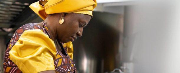 Musica e cibo africano