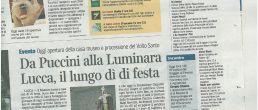 Il Corriere Fiorentino – 13 settembre