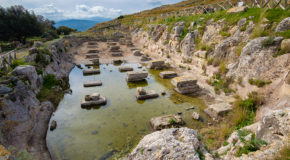 SOLUNTO, sito archeologico e museo