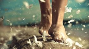 La nuova Scalzeggiata ® – Barefoot Walk in the Park