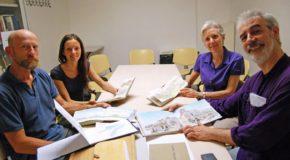Come disegnare un viaggio alla Fondazione Studio Marangoni