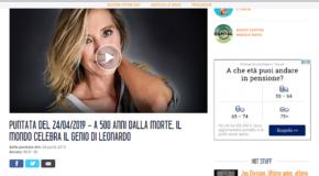 Radio Capital – A 500 anni dalla morte, il mondo celebra il genio di Leonardo