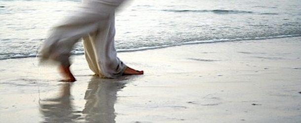 Benessere a piedi scalzi