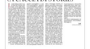 Viareggio a piedi (a caccia di storie) – Corriere Fiorentino
