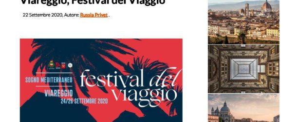 Viareggio Festival del Viaggio – Russia Privet