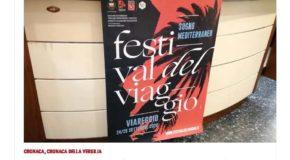 L'apertura del Festival del Viaggio 2020 a Viareggio – Toscana Today